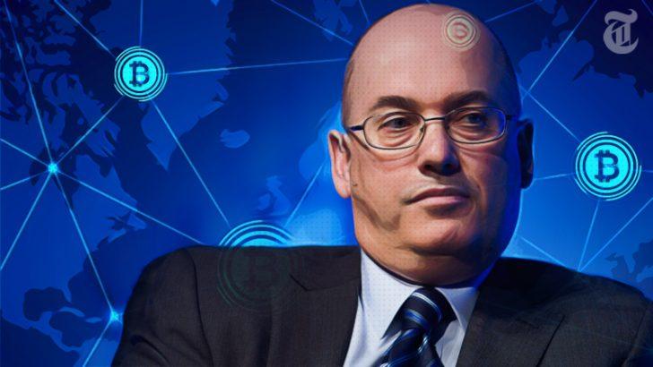 仮想通貨ヘッジファンドに億万長者「スティーブン・コーエン」が投資
