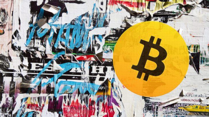 ビットコイン・ストリートアート|世界中に描かれる経済革命のシンボル
