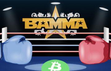 ビットコインキャッシュがロンドン最大の総合格闘技イベントのスポンサーに