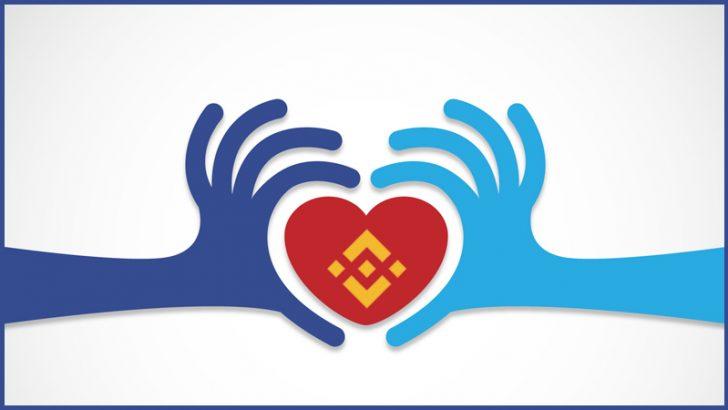 西日本の豪雨災害に「約1億円」を寄付|BINANCEのCEO