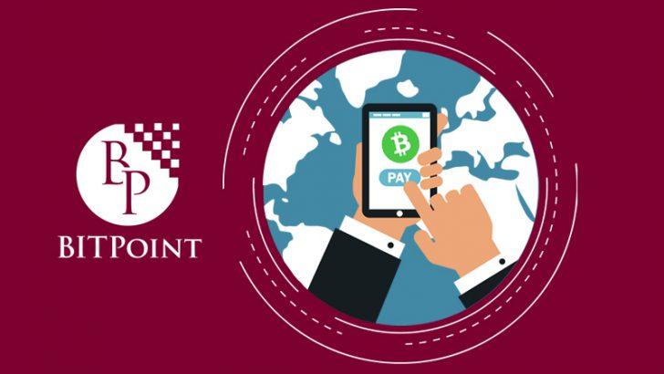 BITPointが決済サービスにBitcoin Cash(BCH)を追加