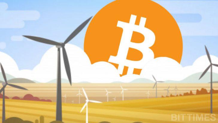 モロッコ:ビットコインマイニング用の巨大な風力発電所を建設