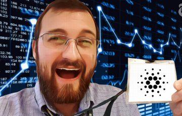 仮想通貨Cardano(ADA)の時価総額を110兆円へ|Charles Hoskinson