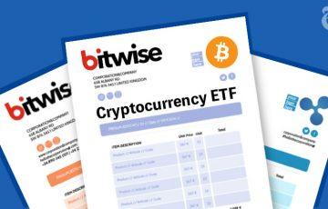 bitwise:仮想通貨ETF登録に向けSECに申請|承認の可能性は?