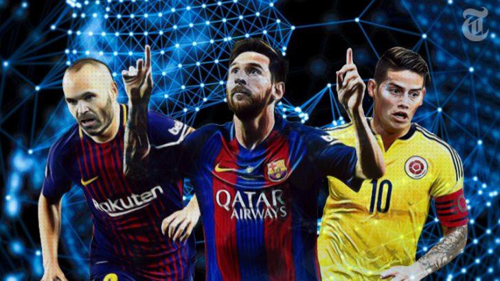 仮想通貨×サッカーまとめ|ブロックチェーンに魅了される選手たち