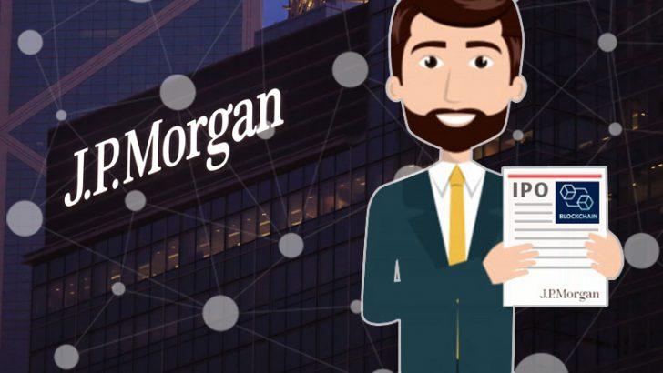 JPモルガン:ブロックチェーン技術で預託証券をトークン化する特許を出願