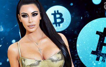 米国有名セレブ「Kim Kardashian」がビットコイン(BTC)デビューをSNSで発表