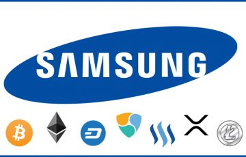 SAMSUNG:バルト諸国の5店舗で仮想通貨決済を導入