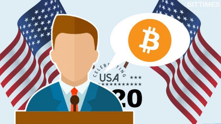 米大統領選で仮想通貨による活動資金の寄付を受け入れ:アンドリュー・ヤン