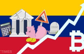 ベネズエラ:仮想通貨の需要高まる|インフレ率100万%に