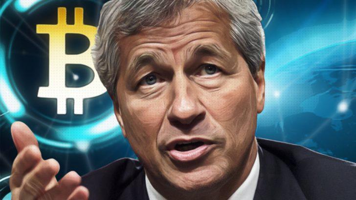 Jamie Dimon:ビットコイン批判の後悔から7ヶ月、再び「仮想通貨は詐欺」発言