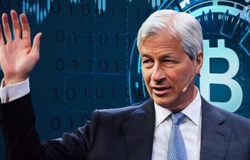 JPモルガンのCEO「仮想通貨について私は何も言わない方がいいだろう」