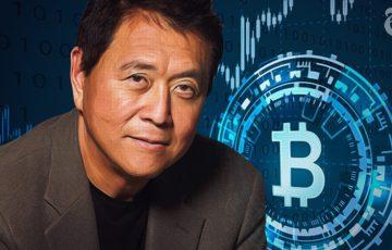 ロバート・キヨサキ「仮想通貨は国民のお金」史上最大の暴落が起こる金融市場の未来