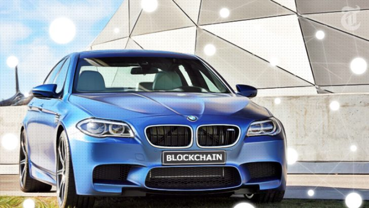 BMWがブロックチェーンで「未来のクルマ」を創る|今注目すべき最先端プロジェクト