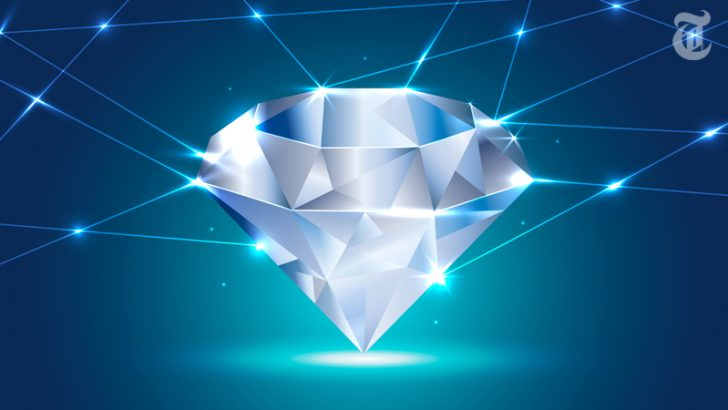 ブロックチェーンが保証するダイヤモンドの品質|原産国などの流通プロセスが追跡可能に
