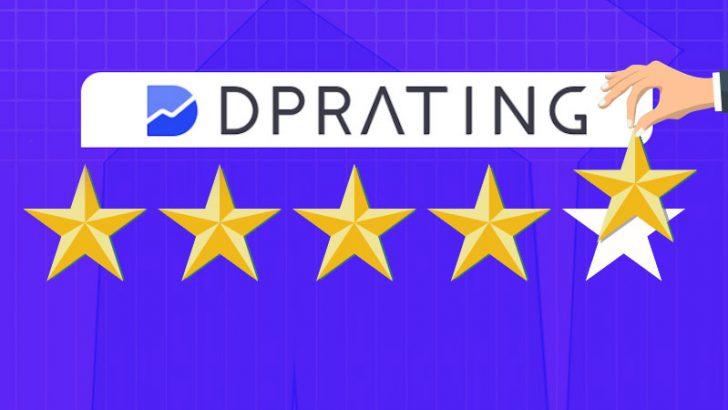 CARDANO(ADA)仮想通貨格付け企業DPRatingのランキングで「1位」を獲得