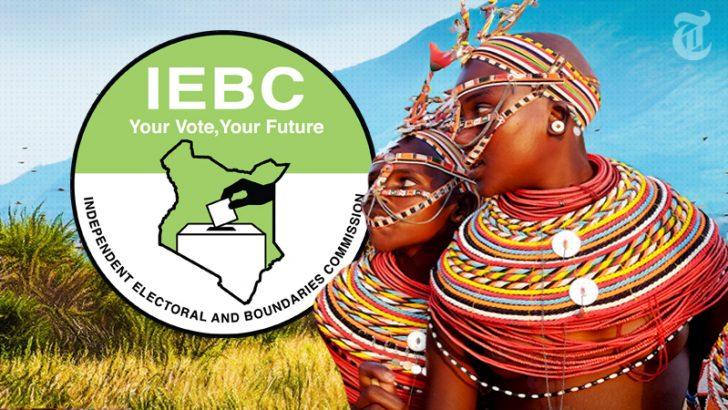 ブロックチェーンで暴動のない大統領選の実現へ|ケニア選挙管理委員会(IEBC)