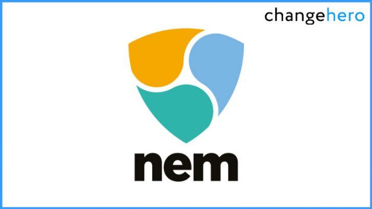 ネム(NEM/XEM)上場!仮想通貨取引所「changehero」で取り扱い開始
