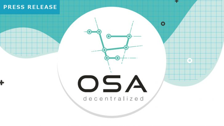 OSA:世界初の分散型マーケットプレイス|小売・製造業者・消費者にAI駆動ソリューションを提供