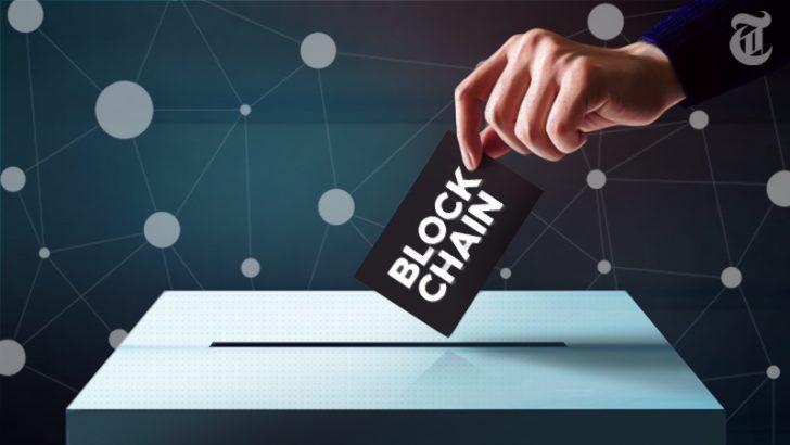 選挙×ブロックチェーン:不正の回避や公約の永久保存・投票システムで激変する世界の政治