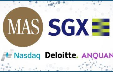 ブロックチェーンを使った資産管理に向け「NASDAQ」らと提携:シンガポール金融管理局