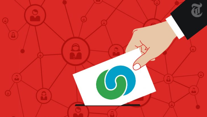 全国初!ブロックチェーンを使った投票システムを導入|茨城県つくば市