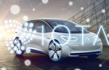 Volkswagen:IOTAと協力して車両データを効率的に管理「Digital CarPass」