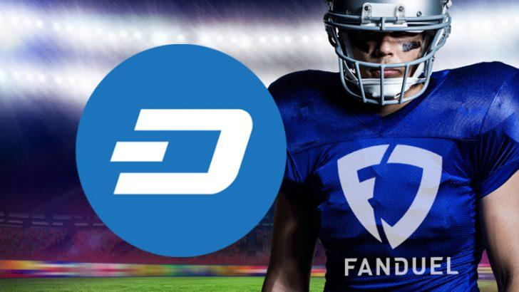 FanDuel:仮想通貨DASHが賞金の「NFL Crypto Cup」開幕!NBAコンテストの発表も
