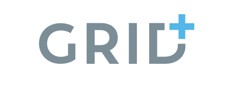 Grid-plus-logo