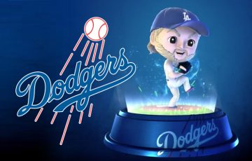 Los Angeles Dodgers:仮想通貨グッズを限定配布!ドジャー・スタジアム来場者4万人へ