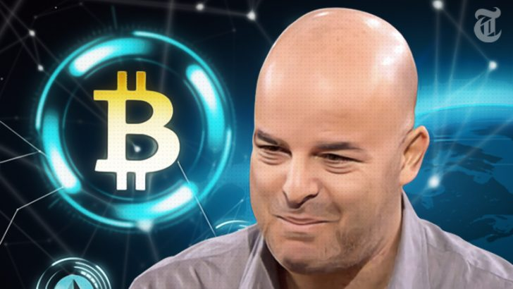 仮想通貨下落の原因は「ホールドできない個人投資家」Ronnie Moas