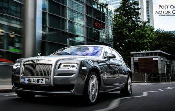 ロールス・ロイスなど「最高級車」が仮想通貨で購入可能に|BTC・BCH決済に対応