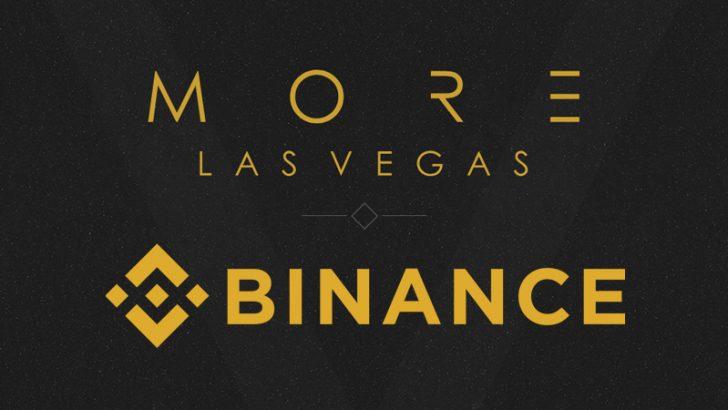 仮想通貨が使えるナイトクラブ「More Las Vegas」バイナンスコイン(BNB)決済を導入