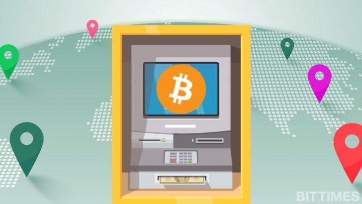 仮想通貨ATM市場:今後「150億円」を超える見込み|日米独の採用も影響か