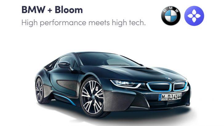 BMW:ブロックチェーン企業「Bloom」と提携|顧客への融資を合理化