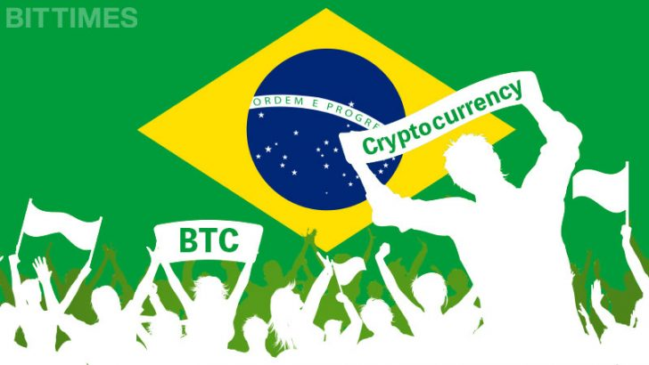 仮想通貨人気が止まらない!ブラジル最大の金融グループ「暗号通貨市場」参入へ