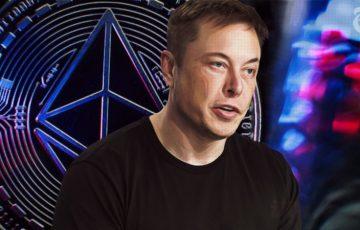 イーロン・マスク「僕はイーサリアム(Ethereum/ETH)が欲しい」