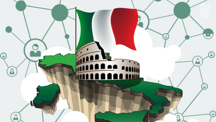 EUブロックチェーンパートナーシップに「イタリア」が参加|加盟国は27カ国に