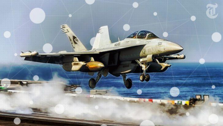 米海軍がブロックチェーン技術の調査を開始 ー DARPAも関わる「SIMBA Chain」採用