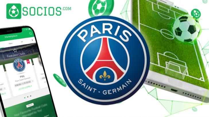 ブロックチェーンでサッカーファンとの交流強化|パリ・サンジェルマンFC ー フランス