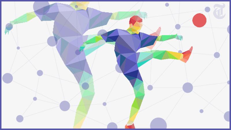 blockchainとスポーツの画像