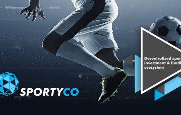 SportyCo:ブロックチェーンで「スポーツファイナンス」に革命を|クラブや選手を支援