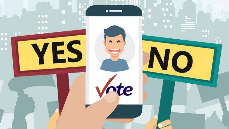 ウエストバージニア州:ブロックチェーンを用いた「選挙投票アプリ」の使用を開始