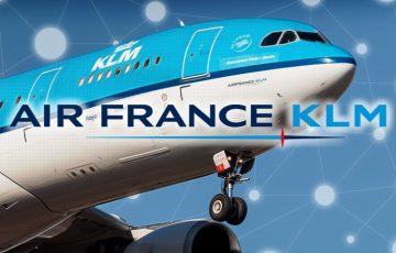 Air France KLM:ブロックチェーンで情報管理・コスト削減へ ー Winding Treeと提携