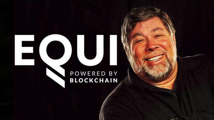 スティーブ・ウォズニアック:ブロックチェーン企業「EQUI Global」の共同設立者に就任