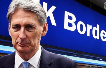 ブロックチェーンは「アイルランド国境問題」を解決できる ー 英国ハモンド財務相