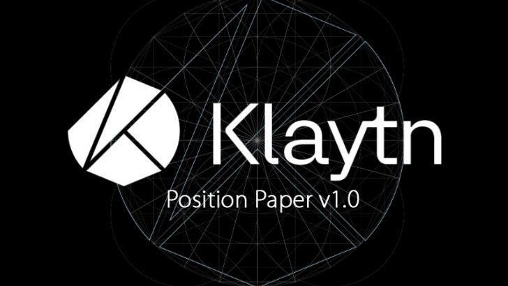 ブロックチェーンプラットフォーム「Klaytn」公開 ー カカオ子会社Ground X