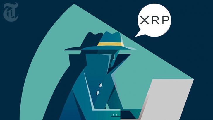 リップル(XRP)「約3,600万円相当」盗難事件 ー オーストラリアで女性逮捕