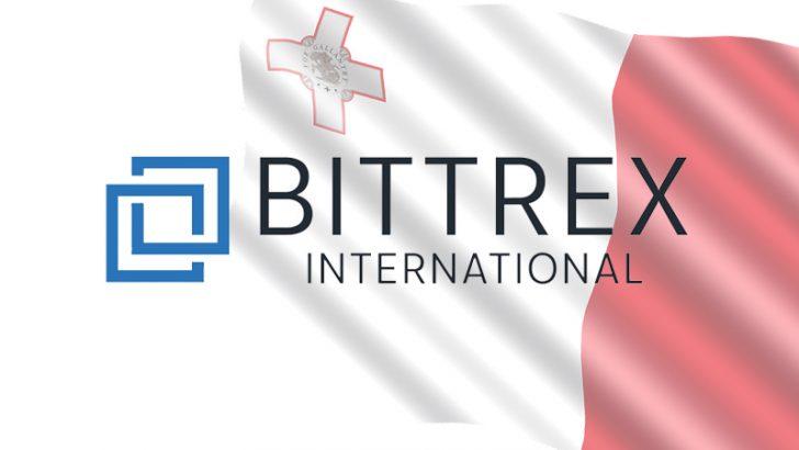 ビットレックス「仮想通貨取引プラットフォーム」世界規模に拡大|マルタ新規制で実現