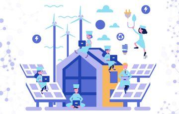 ブロックチェーン技術で「電力システム改革」分散型エネルギー管理で供給を合理化